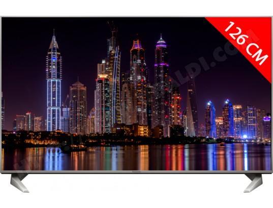 """TV LED 4K 50"""" Panasonic TX50DX700F (avec ODR 100€)"""