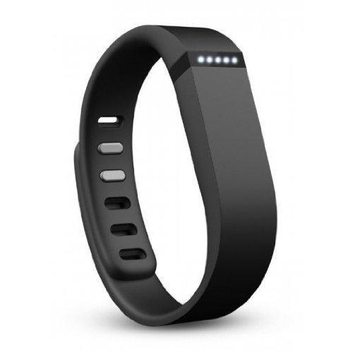 Bracelet connecté Fitbit flex - Noir