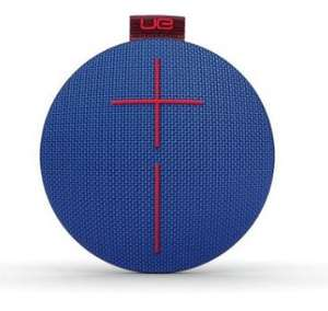 Enceinte portable Sans-fil Ultimate Ears Roll Bleu - Bluetooth, Waterproof