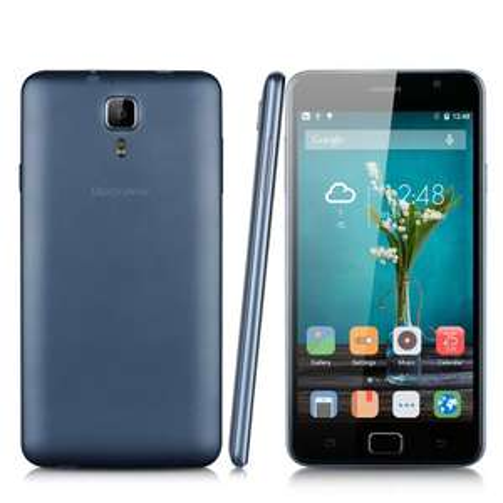 "Smartphone 5,5"" Blackview Alife P1 Pro (2 Go Ram, 16 Go, gris)"