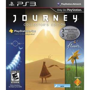 Journey Collector sur PS3 (Journey + Flow + Flower)