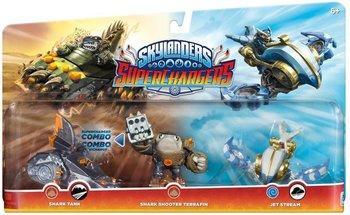 50% de réduction sur la gamme Activision Skylanders Superchargers - Ex. : pack figurines Shark Tank + Shark Shooter Terrafin + Jet Stream