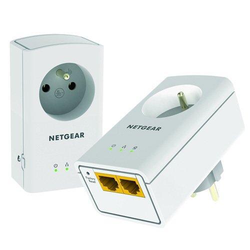 Pack de 2 CPL Netgear XAVB5622 (500 Mbps)