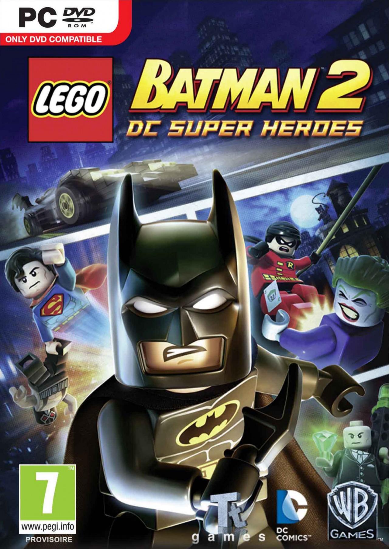 LEGO Batman 2 : DC Super Heroes PC (Dématerialisé)