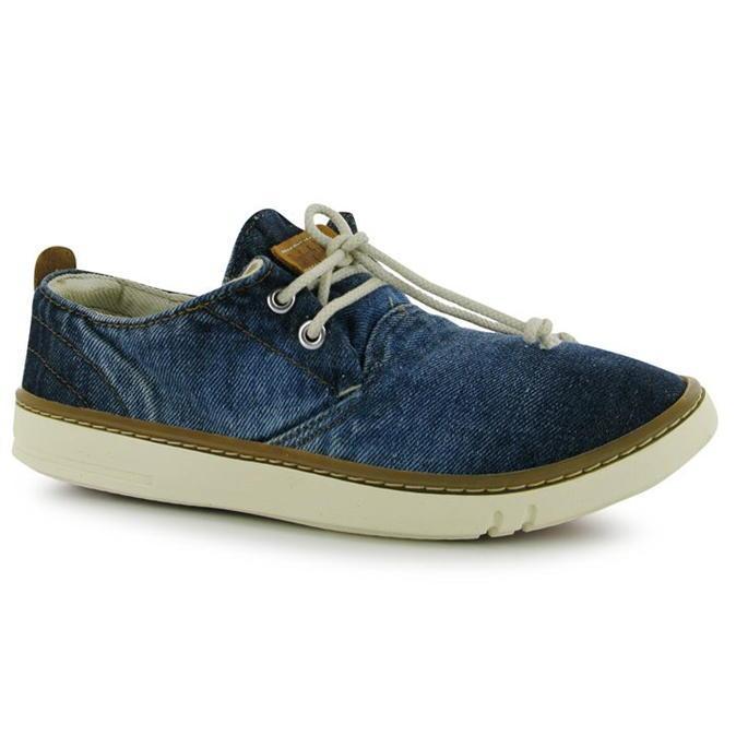 Chaussures Timberland Hookset Ox Trainers pour Femme - Bleu