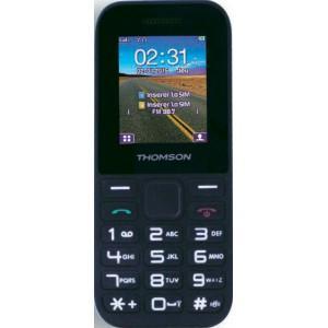 Téléphone portable Thomson Tlink 11 - Noir, Désimlocké