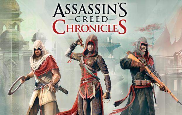 Assassin's Creed Chronicles Trilogy sur PC (Dématérialisé - Uplay)