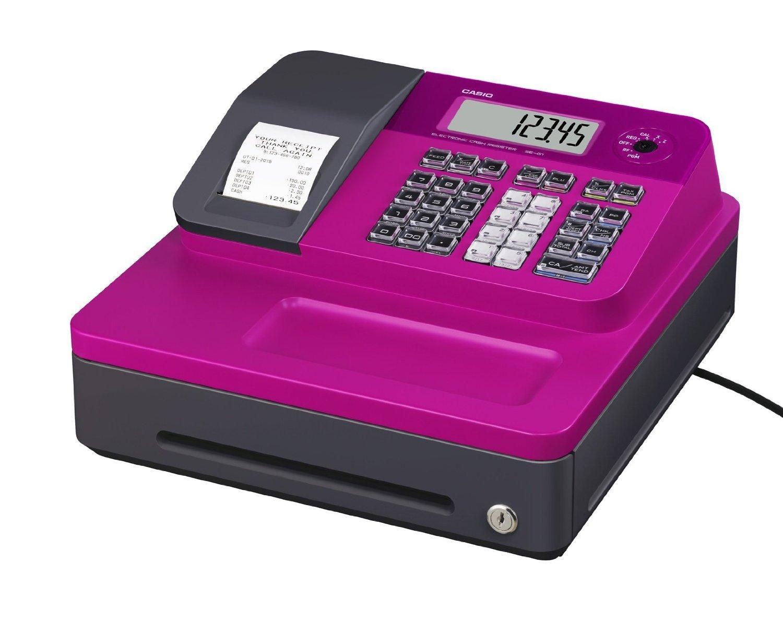 Caisse Enregistreuse Avec Imprimante Thermique Casio SE-G1SB-PK - Rose