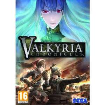 Valkyria Chronicles sur PC