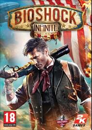 BioShock Infinite sur PC (Dématérialisé)