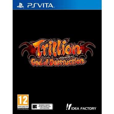 Trillon : God Of Destruction sur PS Vita