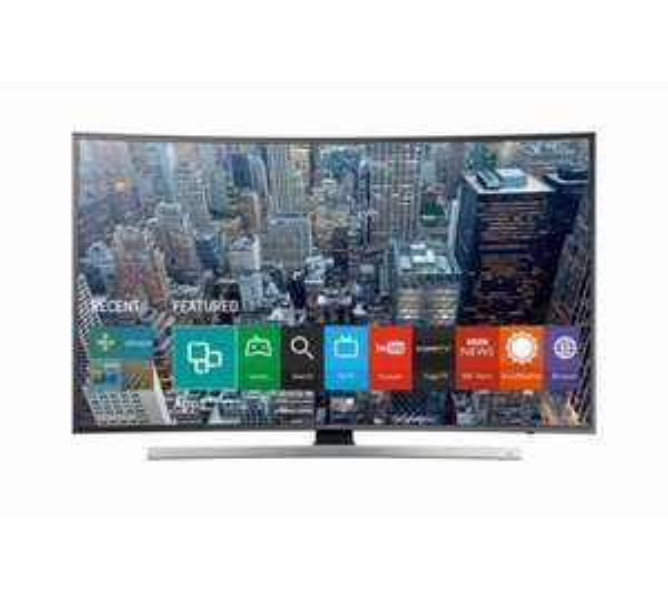 "TV 48"" Samsung - LED, Full HD, Incurvé, Smart TV"