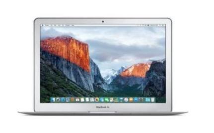 """10% de réduction sur une sélection de Mac - Ex : Apple MacBook Air 13.3"""" (SSD 128 Go, RAM 8 Go, Intel Core i5 1.6 GHz)"""