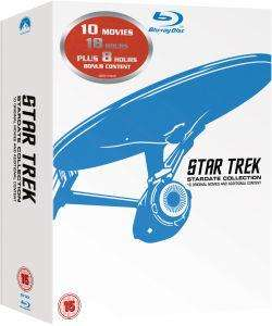Coffret Blu-ray : Star Trek Stardate Collection (VF inclus)
