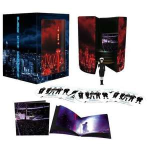 Indochine Black City Concerts - Coffret Deluxe Limité (2 DVD + 2 CD + 1 Blu-Ray)