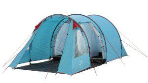 Tente 4 personnes Easy Camp Galaxy 400 - Bleu / rouge