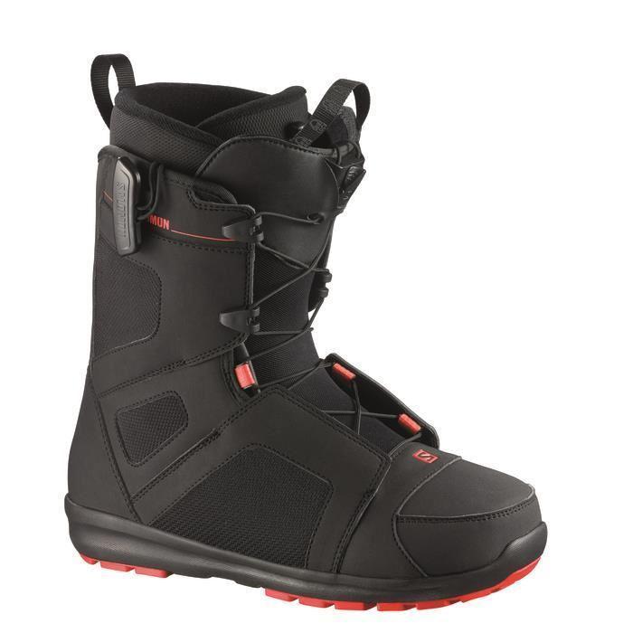 Sélection d'équipements Snowboard en promotion - Ex : boots Salomon Titan Red (du 37 au 46)