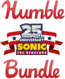 Humble Sonic 25th Anniversary Bundle : lot de jeux vidéo sur PC (dématérialisés - Steam)