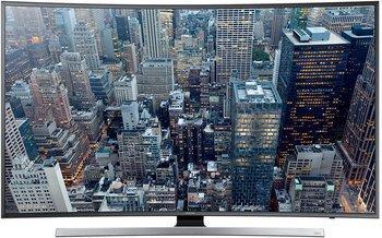 "TV 48"" incurvée Samsung UE48JU7500 - 4K UHD, LED, 3D, Smart TV"