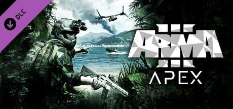 DLC Arma 3 Apex sur PC (Dématérialisé - Steam)