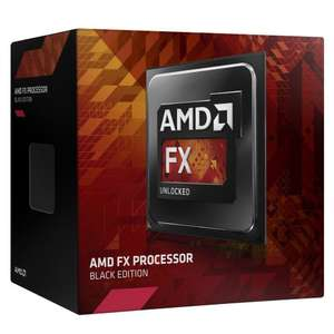 Processeur AMD FX-8370E Black Edition Wraith Cooler - socket AM3+, 8 coeurs (3.3 GHz) + Deus Ex: Mankind Divided (PC)