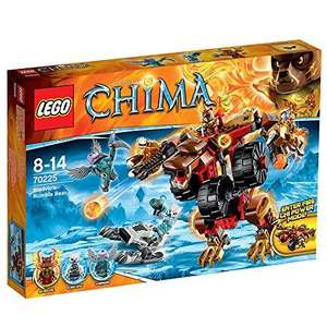 Jeu d'assemblage Lego Legends of Chima 70225 - L'Ours de Bladvic