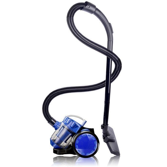 Aspirateur sans sac 2L A&C Home 800W Bleu