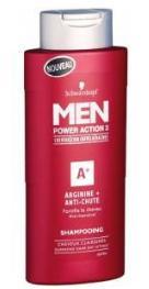 Shampooing Schwarzkopf Men - 250ml (Via réduction immédiate + BDR)