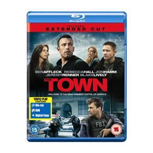 The Town: Blu-ray & DVD (2 Discs) (Blu-ray)