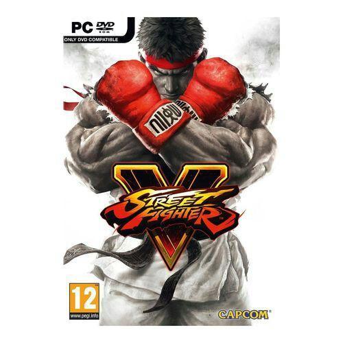 Street Fighter 5 sur PC (Version boîte)