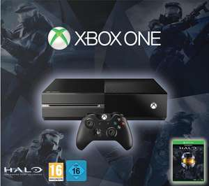 Pack Xbox One 500Go + Halo The Master Chief Collectionà