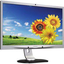 """Ecran PC 24"""" LED A-MVA Philips 241P4QPYKES - Webcam intégrée"""
