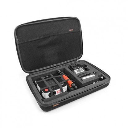 Mallette Xsories Capxule pour caméra sportive - Small (Orange) à 3.99€ et Large (Noire)