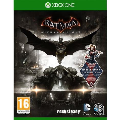 Sélection de jeux vidéo Xbox One en promotion - Ex : Batman Arkham Knight
