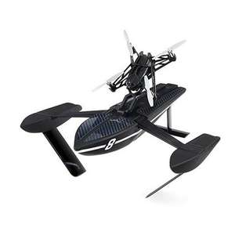 Quadcopter Parrot MiniDrone Airborne Night Swat Noir ou Hydrofoil Orak