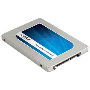 "SSD interne 2.5"" Crucial BX100 (Mémoire MLC) - 1 To"