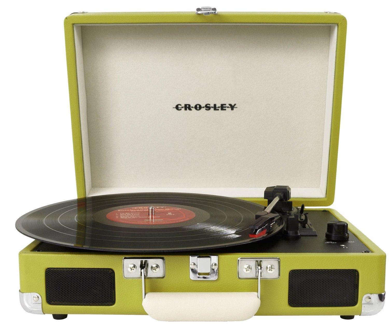 Tourne-disque Crosley CR8005A-GR vert