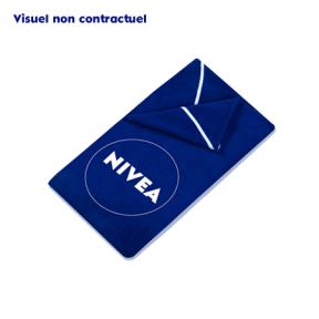 Pour 3 produits Nivea achetés : Une serviette de plage Nivea offerte