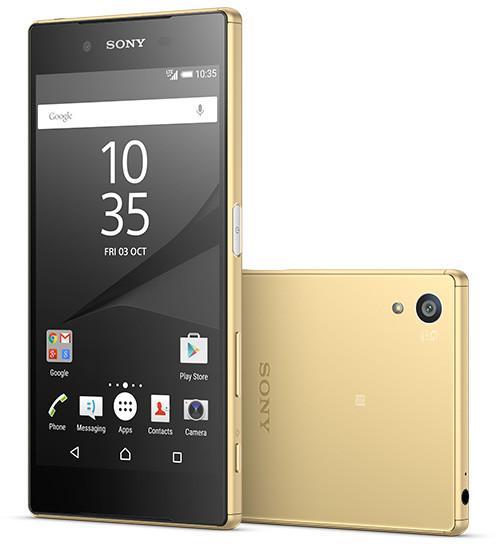 """Smartphone 5,2"""" Sony Xperia Z5 Or (via ODR 100€)"""