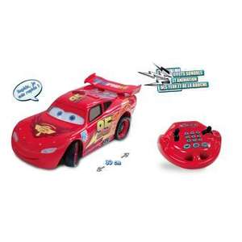 Voiture Télécommandé Cars Flash Mc Queen