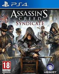 Sélection de jeux et de console en promotion - Ex : Assassin's Creed Syndicate sur PS4 / Xbox One