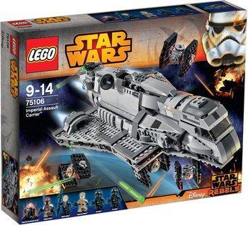 Jouet Lego Star Wars - Imperial Assault Carrier (75106)