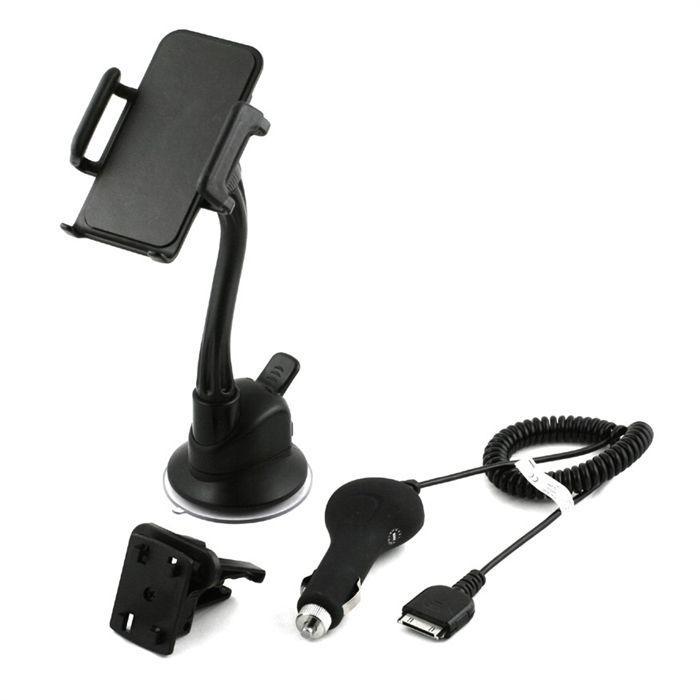 Support voiture pour iPhone et iPod Touch Muvit (1ère génération)