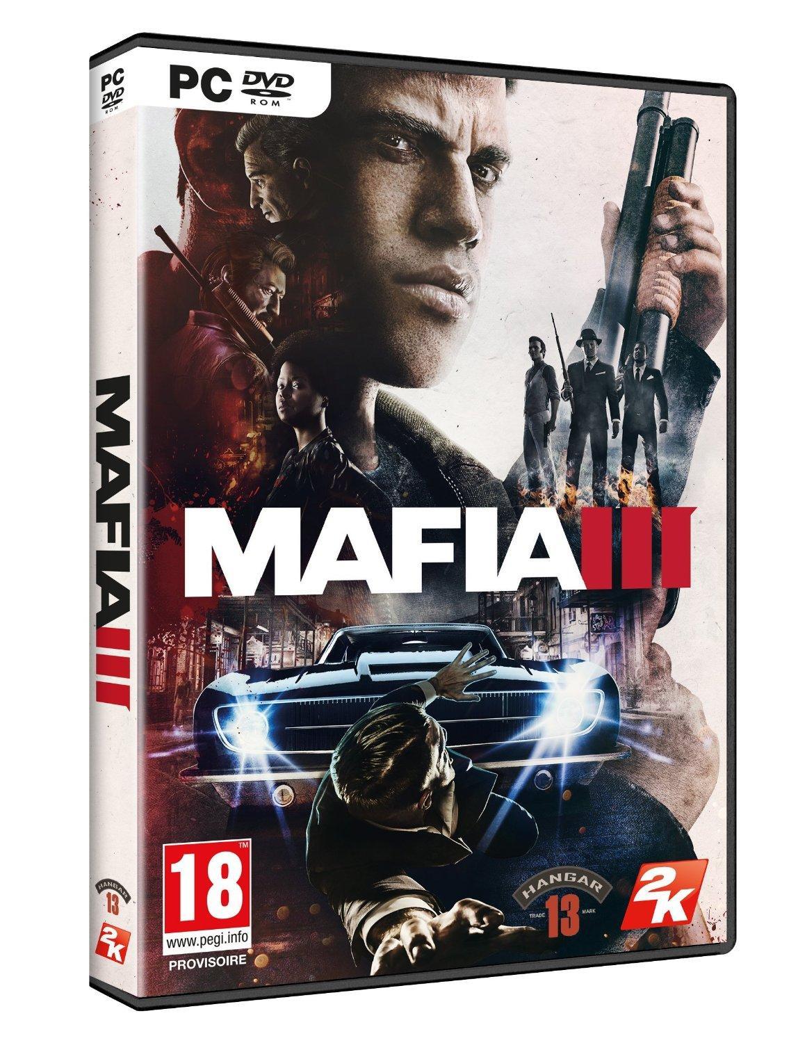[Précommande] Mafia III sur PS4 / Xbox One à 49.99€ et sur PC