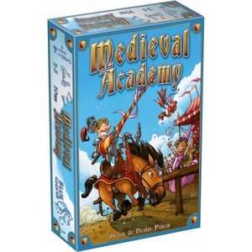 Jeu de société Blue Cocker Medieval Academy