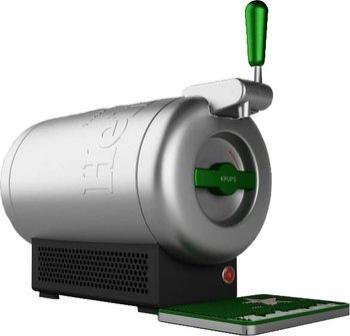 Machine à bière Krups The Sub VB650E10 (édition Métal)