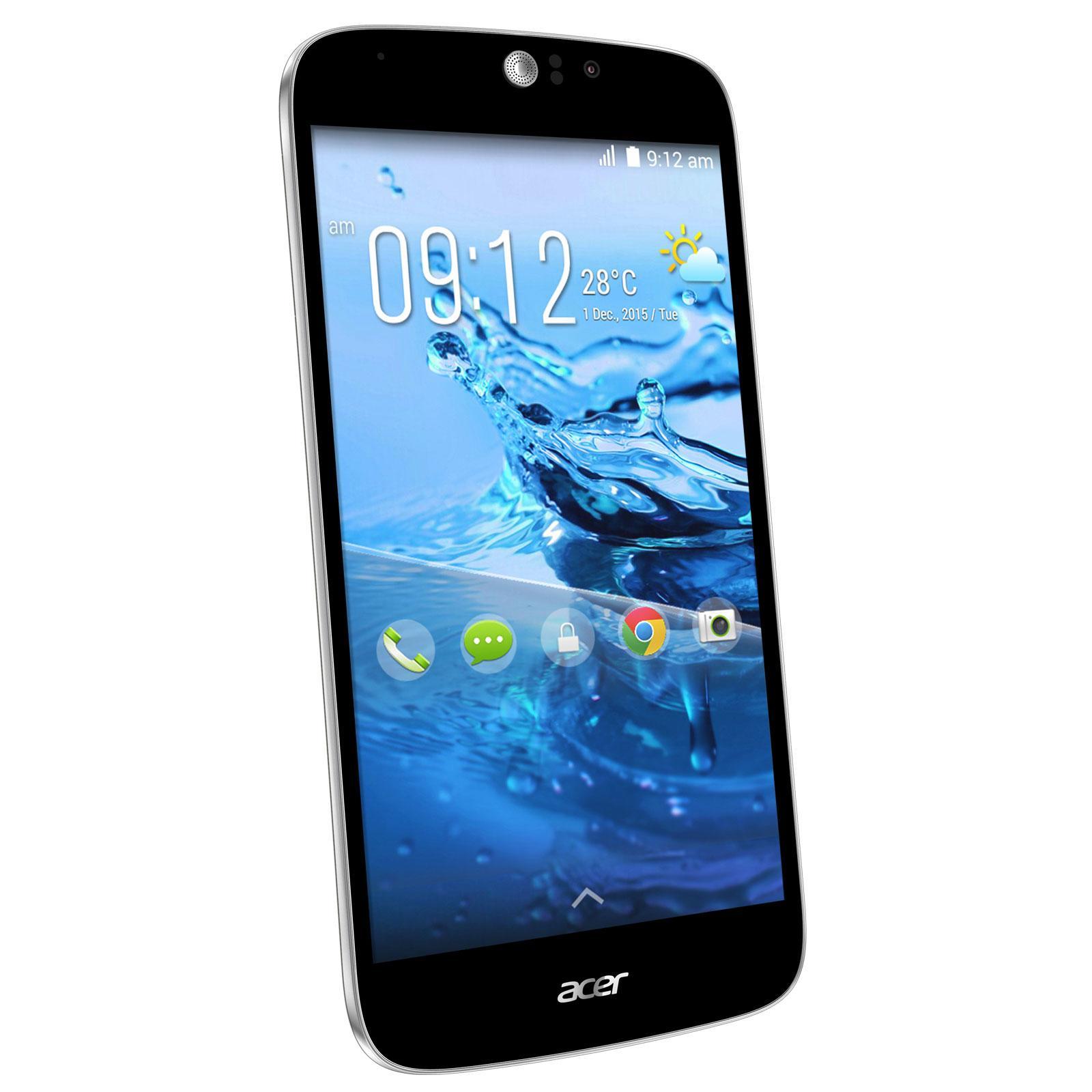 """Smartphone 5"""" Acer Liquid Jade Z noir"""