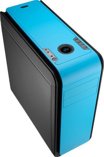 Boitier PC ATX Aerocool DS 200 - bleu