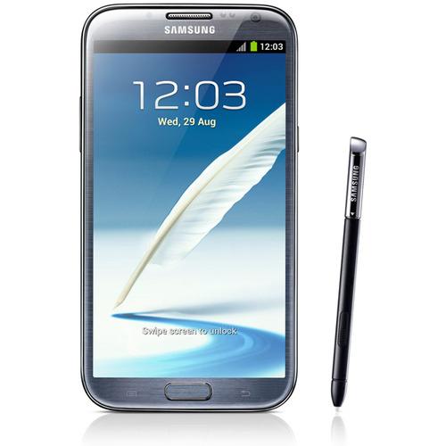 Smartphone Galaxy Note 2 gris (avec ODR de 50€)
