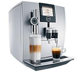 Machine à café automatique Jura Impressa J9.3 One Touch TFT argent Aroma+
